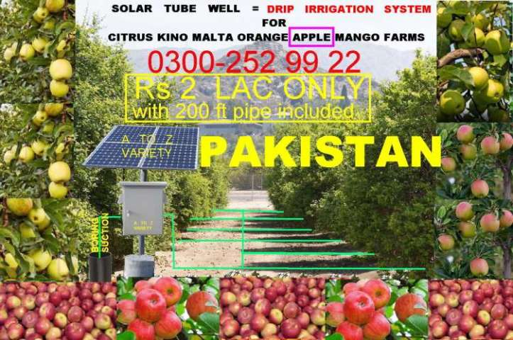 Dealers Wanted In Pakistan Solar Tube Well Lowest